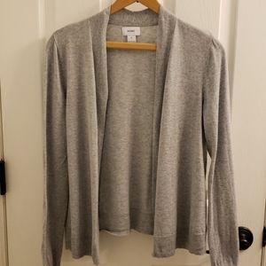 Old Navy Gray Cardigan Size M